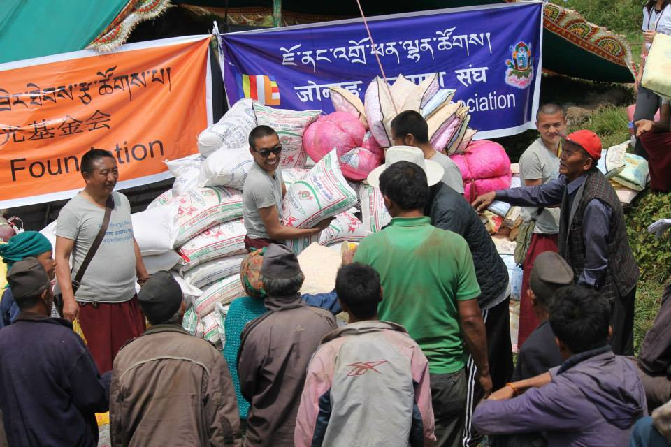 Little Lama Family Fundraising Appeal Nepal Earthquake Relief