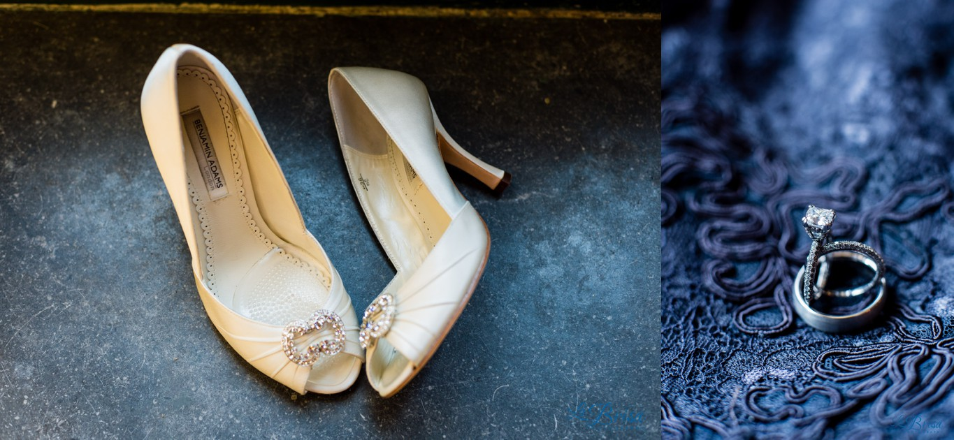 Wedding Photography Shoes Rings