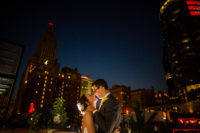 Gallery Event Space Wedding Photography Kansas City Skyline
