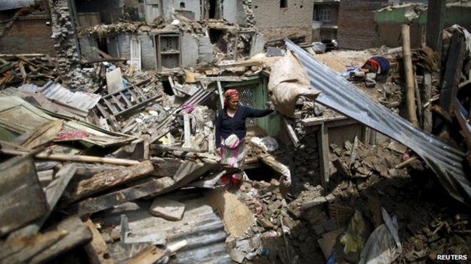 Nepal Earthquake #PFaC #PFaC_Nepal Earthquake Relief