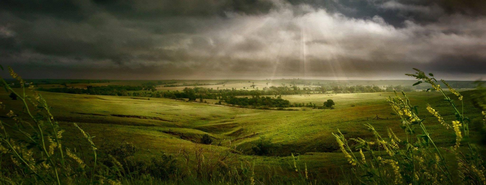 macmillanworks.com Colin MacMillan Kansas Sunset Photography
