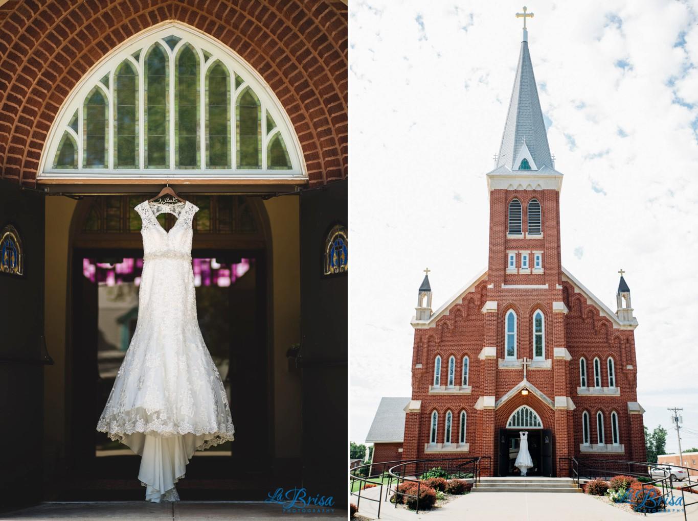Columbus Nebraska Wedding Photography Sarah Gudeman La Brisa