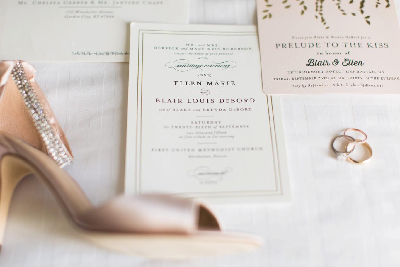 Ellen Blair Wedding Photography Manhattan Kansas La Brisa Emma York