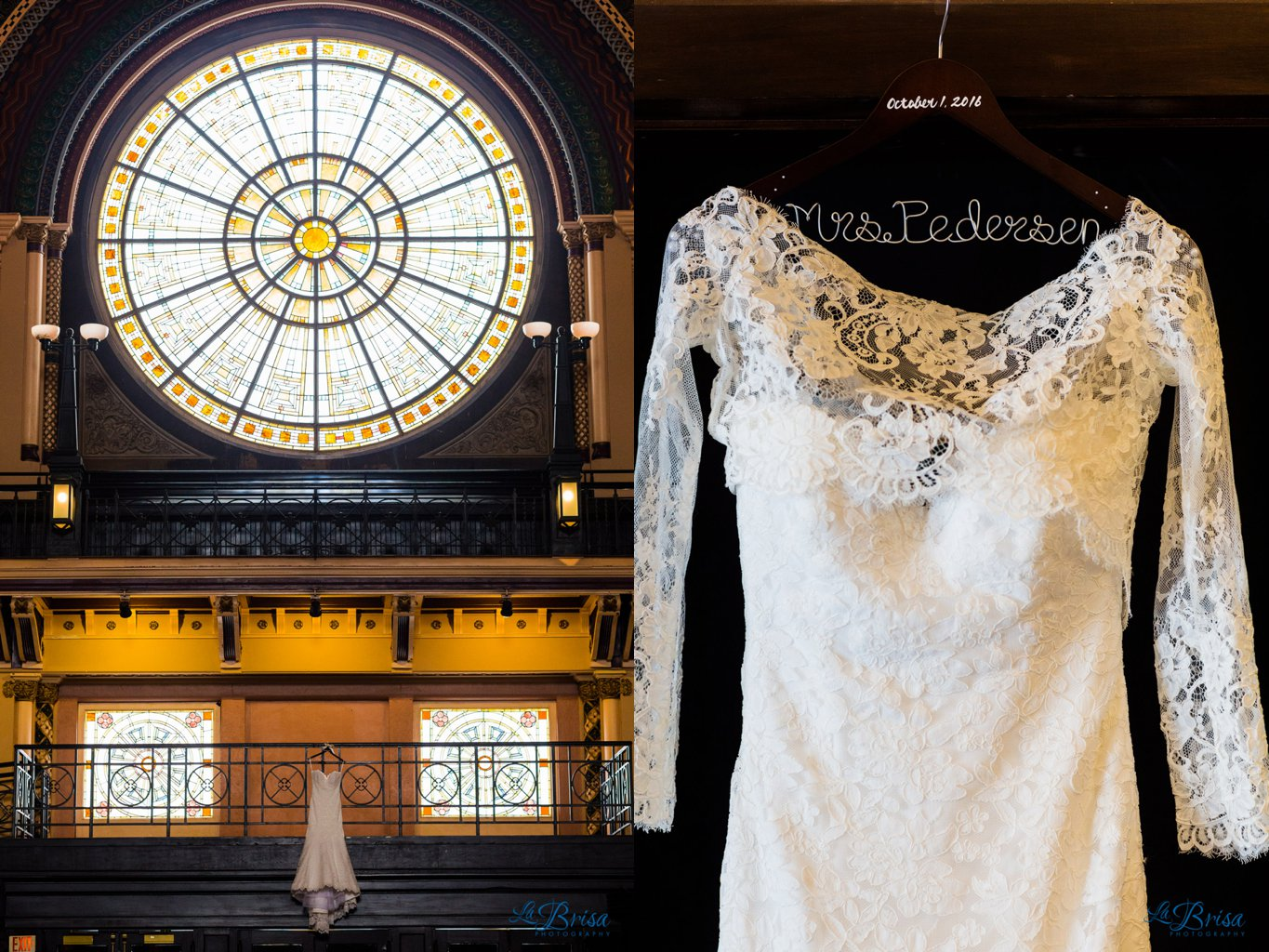crowne plaza union station wedding