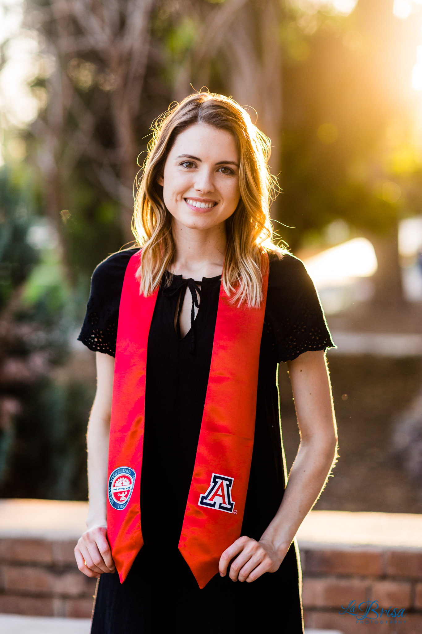 Brenna S University Of Arizona Graduation Photos