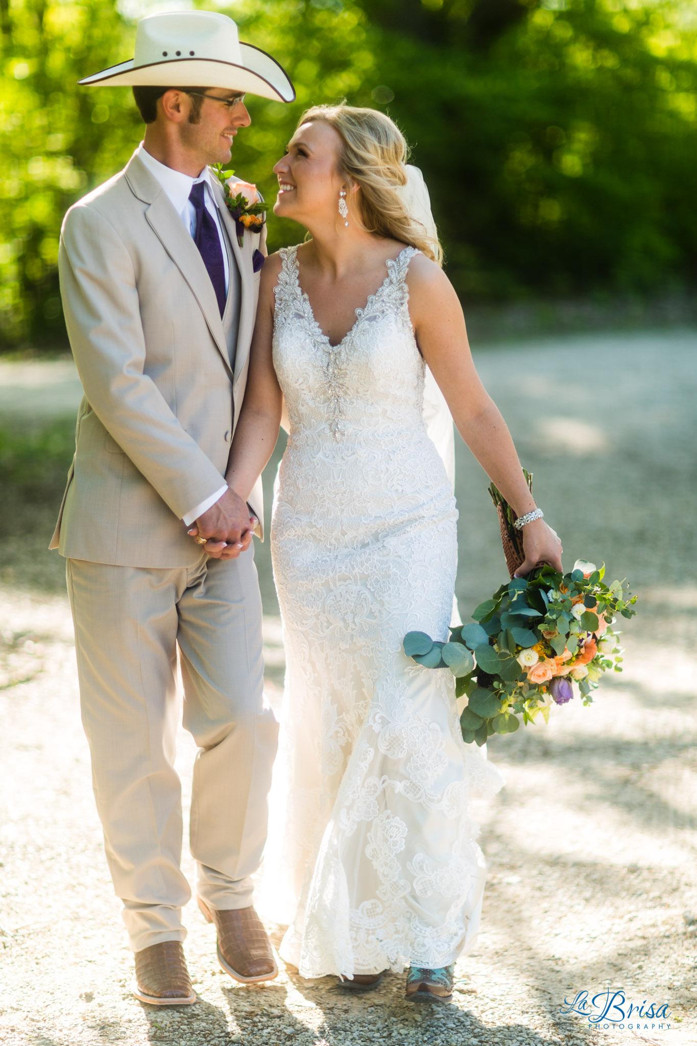 Brisa and gordy wedding