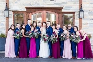 wedding party stonecrest