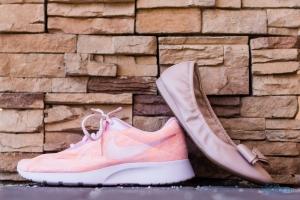 Nike Ballet Flats Bride Wedding Shoes