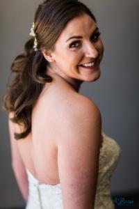 Bridal Portrait Hilton Fort Collins
