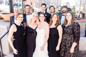wedding party old town fort collins