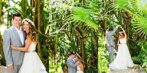 wtoo wedding gown calvin klein suit destination wedding