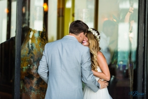 tequila terrace bride groom intimate moment
