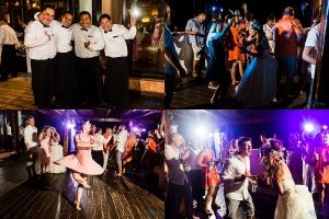 Now Sapphire Riviera Cancun Destination Wedding Reception dance