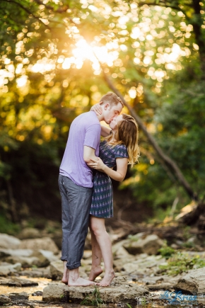 Prairiewood Manhattan Kansas Engagement Photography La Brisa Emma York