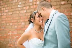 Great Bend Kansas Wedding Photography La Brisa Emma York