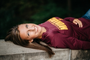 Omaha Senior Portrait Photographer La Brisa Photography