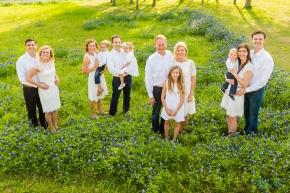 Bluebonnet Family Photographer