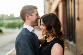 West Bottoms KC Engagement Photographer