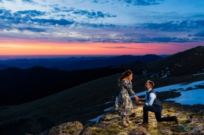 Engagement Proposal Photographer