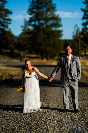 new frontier ranch wedding
