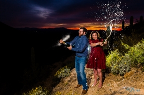 Gates Pass Tucson engagement